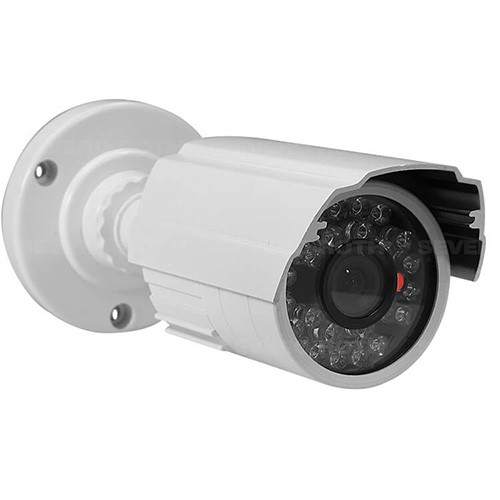 KIT DVR Intelbras + 3 Câmeras Infra 1200 Linhas + Acessórios  - Ziko Shop