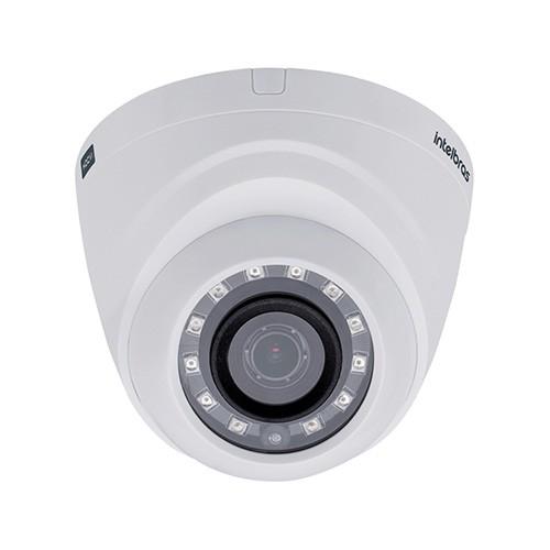 KIT DVR Intelbras + 3 Câmeras VHD 1120 D G4 + Acessórios  - Ziko Shop
