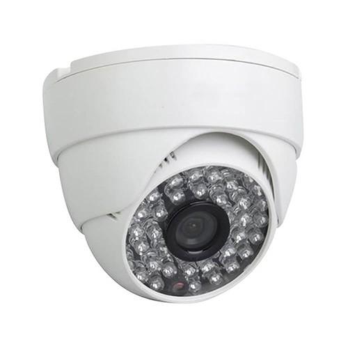 KIT DVR Intelbras + 6 Câmeras Dome Infra 1200 Linhas + Acessórios  - Ziko Shop