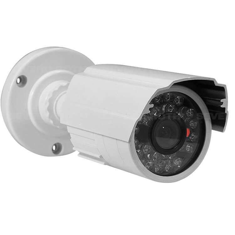 KIT DVR Intelbras + 10 Câmeras Infra 1200 Linhas + Acessórios  - Ziko Shop