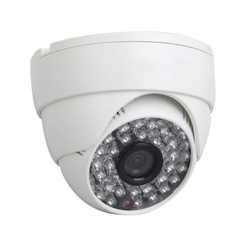 KIT DVR Intelbras + 12 Câmeras Dome Infra 1200 Linhas + Acessórios  - Ziko Shop