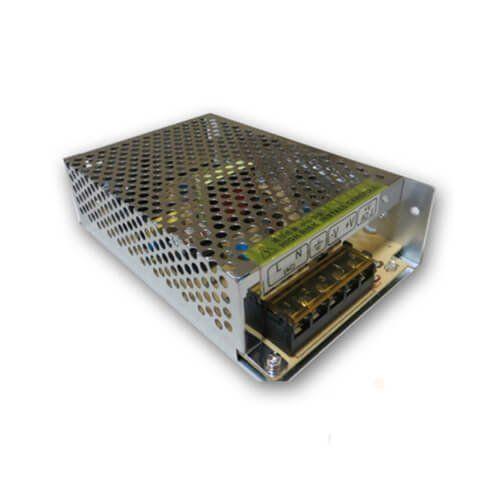 KIT NVD Intelbras IP + 5 Câmeras VIP 1120 B + Switch e Acessórios  - Ziko Shop