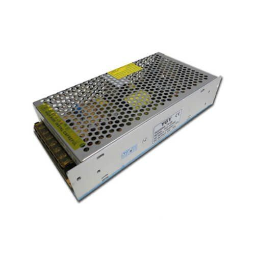 KIT NVD Intelbras IP + 7 Câmeras VIP 1120 D + Switch e Acessórios  - Ziko Shop