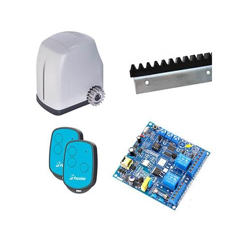 KIT Portão Deslizante LIGHT FLASH 500R - 1/2 HP  - Ziko Shop