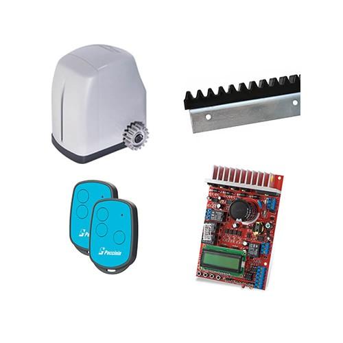 KIT Portão Deslizante LIGHT i-FLASH 500R - 1/2 HP  - Ziko Shop