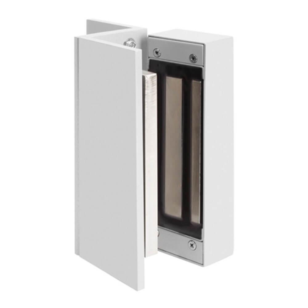 KIT Fechadura Eletroímã 150kgf Automatiza + 3 Suportes de Alumínio  - Ziko Shop