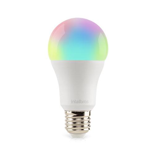 Lâmpada led WIFI Inteligente Intelbras EWS 407  - Ziko Shop