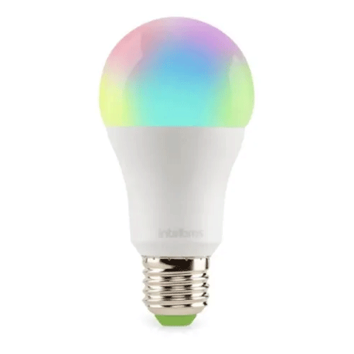 Lâmpada LED Wi-Fi Smart Intelbras EWS 410  - Ziko Shop