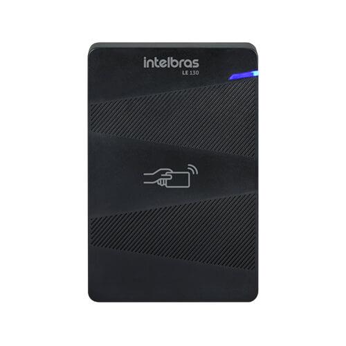 Leitor de Cartão RFID Intelbras LE 130 125 kHz  - Ziko Shop
