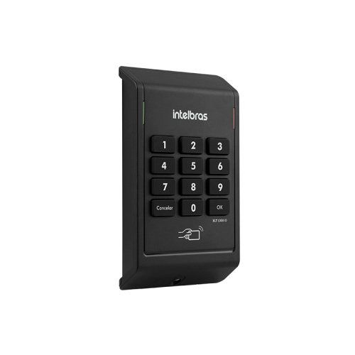 Leitor de RFID com teclado numérico Intelbras XLT 1000 ID  - Ziko Shop