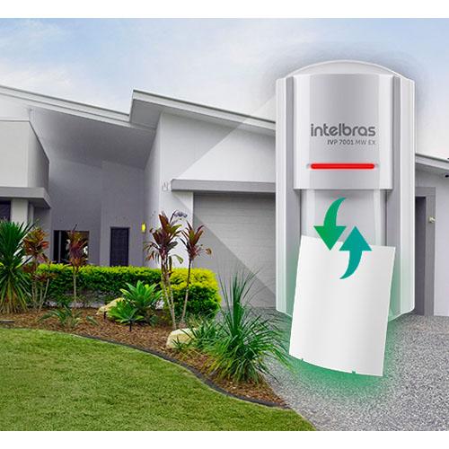 Lente Fresnel para sensor IVP 7001 MW EX Intelbras  - Ziko Shop