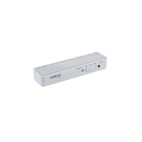Luminária de Emergência Autônoma Intelbras LEA 30  - Ziko Shop