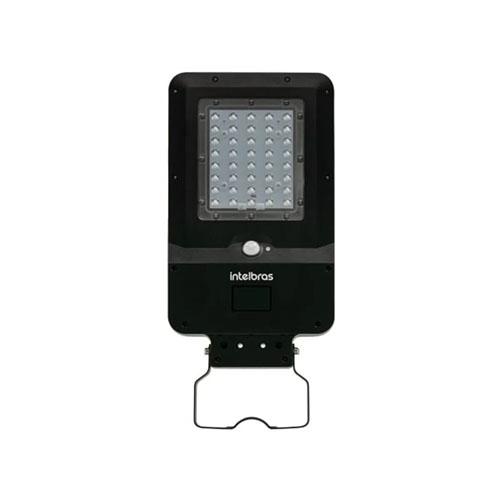 Luminária Solar com Acionamento Automático Intelbras - SLI 1600  - Ziko Shop