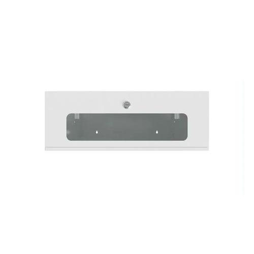 Mini Rack Organizador 3U Branco sem bandeja Onix Security (Cod. 3915)  - Ziko Shop