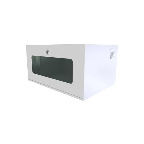 Mini Rack Organizador 5U Branco sem bandeja Onix Security (Cod. 3917)  - Ziko Shop