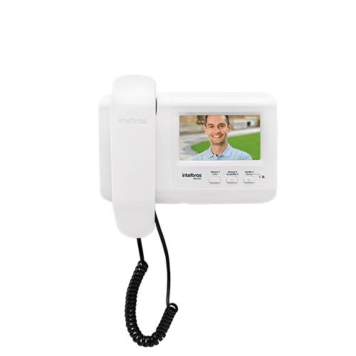 Módulo Interno para Videoporteiro Intelbras linha IVR - IVR 1010 IN  - Ziko Shop