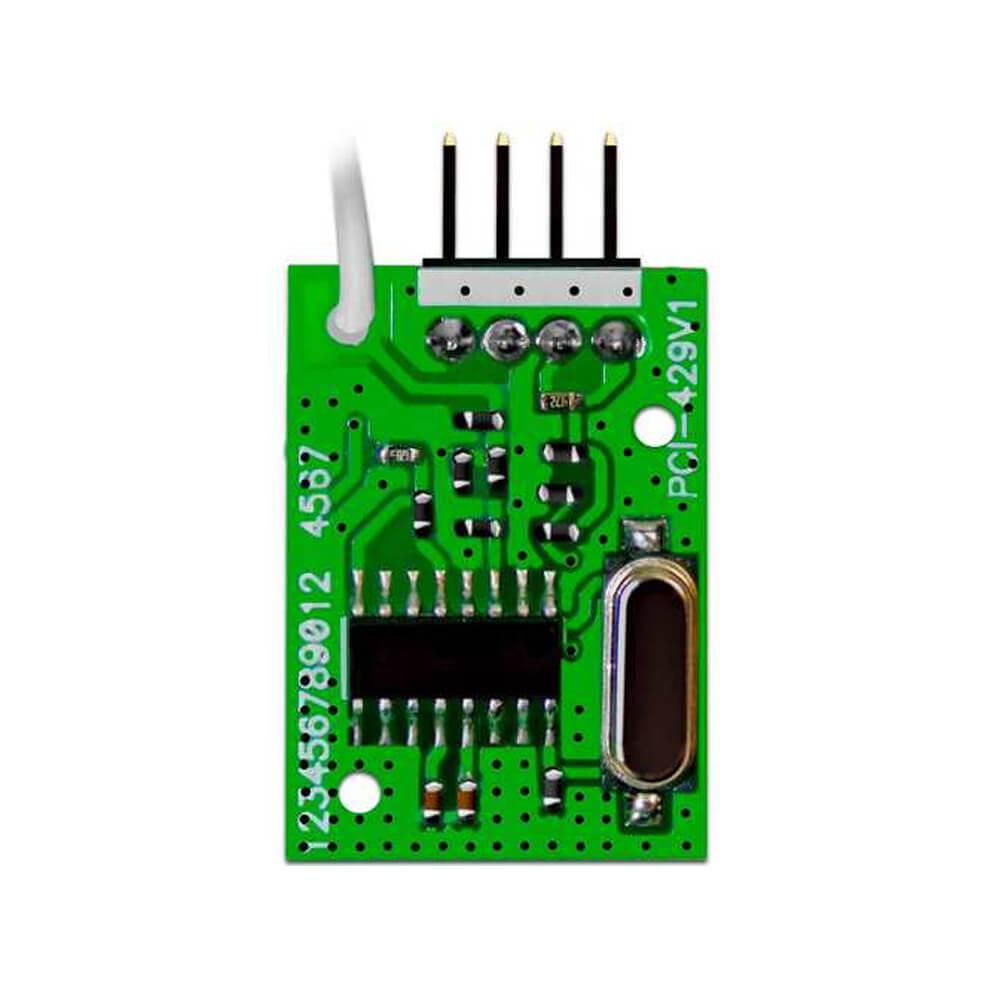 Módulo JFL MRF-01 Adição de Controle Remoto e Sensor para Teclado TEC-300  - Ziko Shop