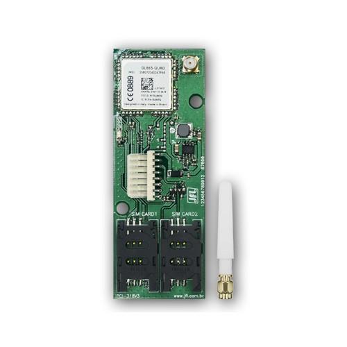 Módulo Comunicação JFL MGP-04 + Antena Externa (Centrais Monitoráveis Active JFL)  - Ziko Shop
