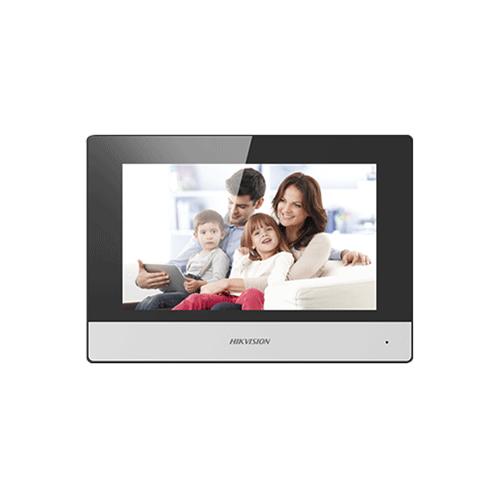 Monitor Interno Hikvision IP DS-KH6320-TE1 7 Polegadas  - Ziko Shop
