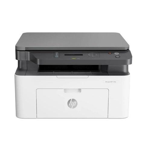 Multifuncional HP LaserJet, 135W, Mono - 4ZB83A#696  - Ziko Shop