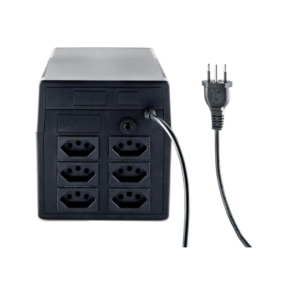 Nobreak Intelbras XNB 1440, 1.440 VA, Entrada e Saída 120V  - Ziko Shop