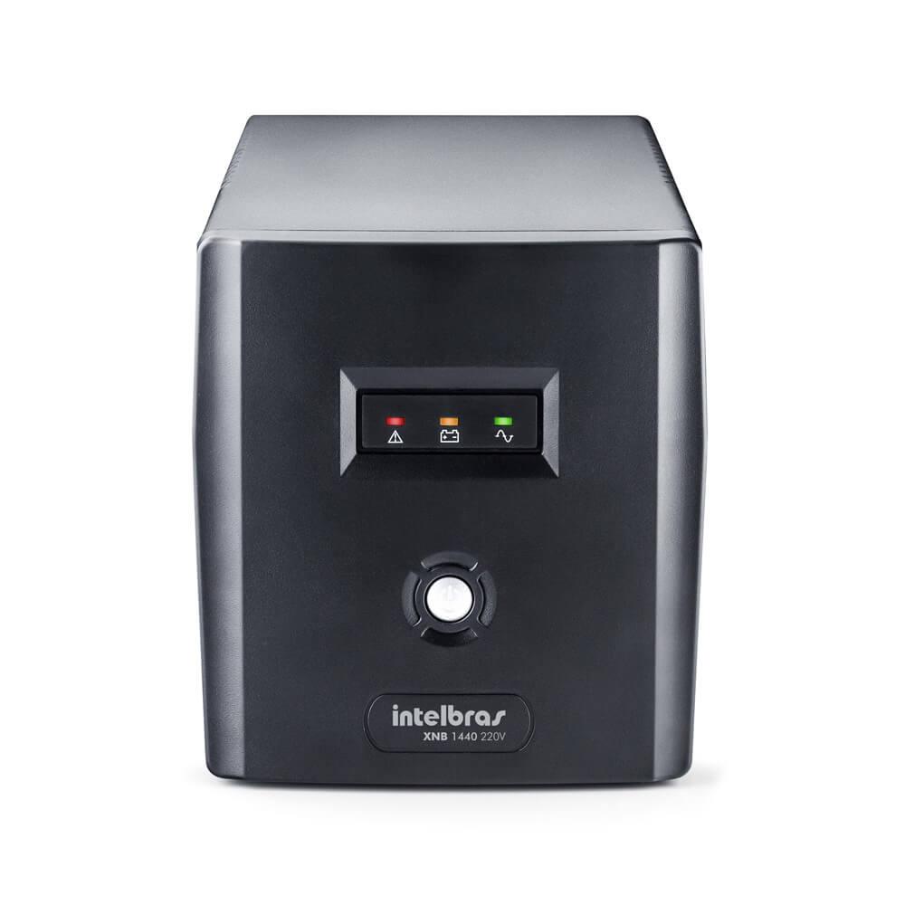 Nobreak Intelbras XNB 1440, 1.440 VA, Entrada e Saída 220V  - Ziko Shop