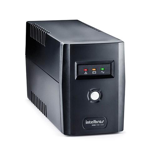 Nobreak Intelbras XNB 720, 720 VA, Entrada e Saída 120V 6 Tomadas  - Ziko Shop