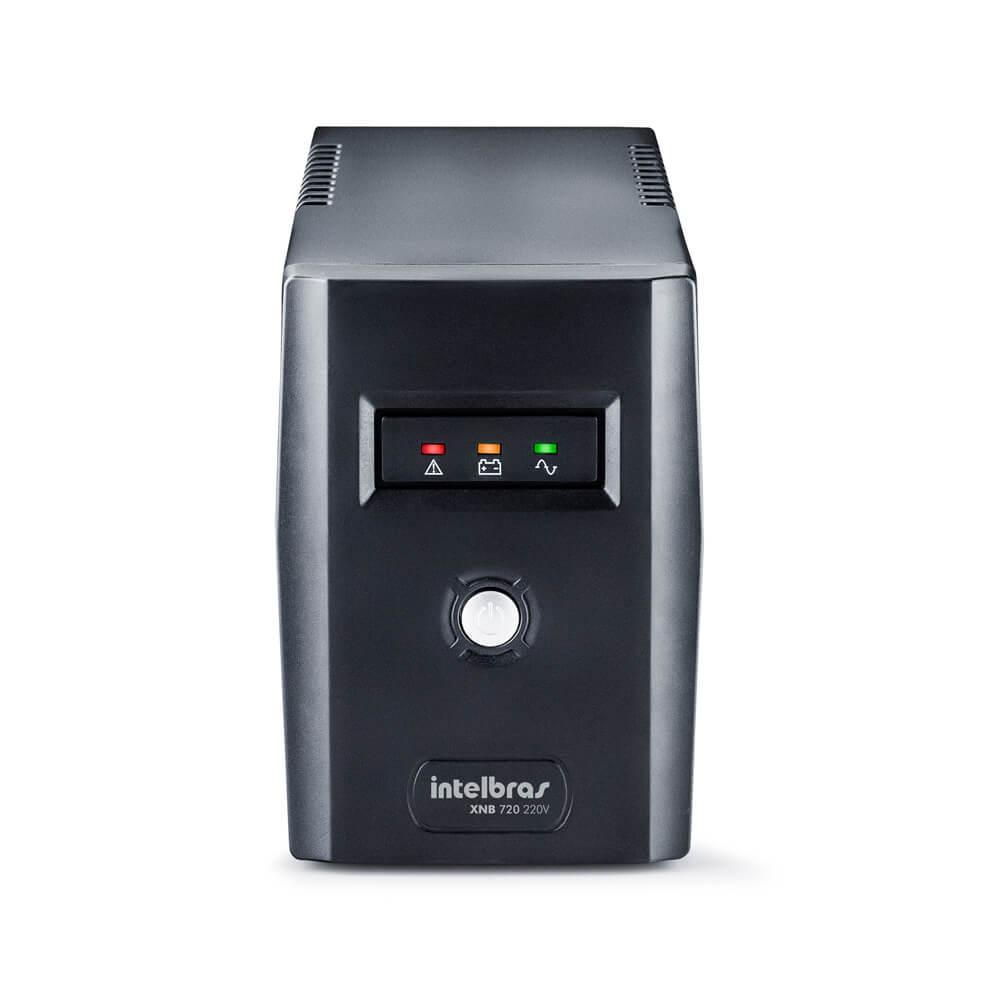 Nobreak Intelbras XNB 720, 720 VA, Entrada e Saída 220V  - Ziko Shop