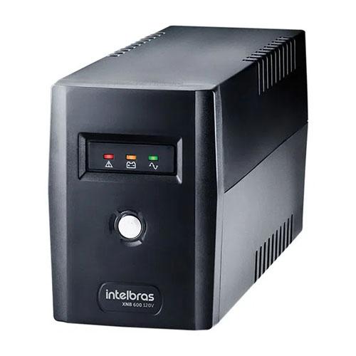 Nobreak Interativo Intelbras XNB 600Va 120V  - Ziko Shop