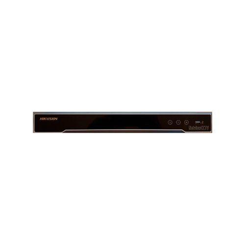 NVR Hikvision Ultra HD 16 CanaisDS-7616NI-K2/16P 4K  - Ziko Shop