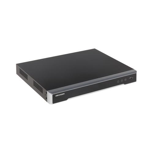 NVR Hikvision Ultra HD 16 CanaisDS-7616NI-K2 4K  - Ziko Shop