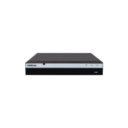 NVR Intelbras Ultra HD NVD 3208 P 8 Canais IP 4K  - Ziko Shop