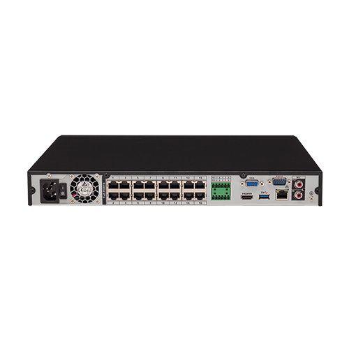 NVR Intelbras Ultra HD 16 canais NVD 3116 P IP 4K  - Ziko Shop