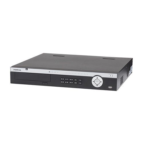 NVR Intelbras Ultra HD 24 canais NVD 5124 IP 4K  - Ziko Shop