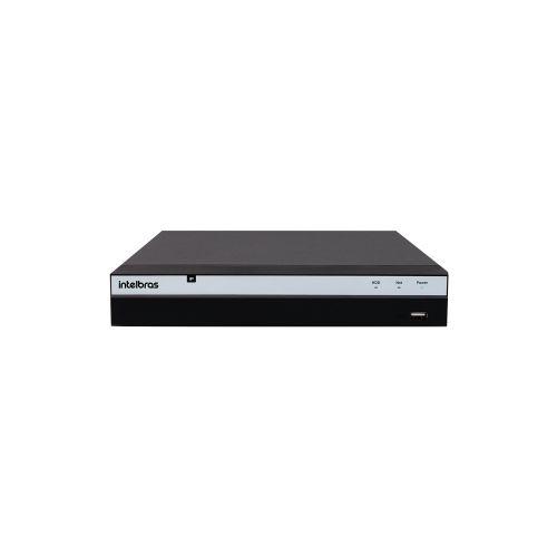 NVR Intelbras Full HD NVD 3108 P 8 Canais IP 6MP  - Ziko Shop