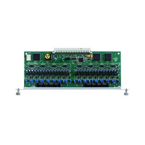 Placa 16 Ramais Digitais NKMC 22000 Intelbras  - Ziko Shop