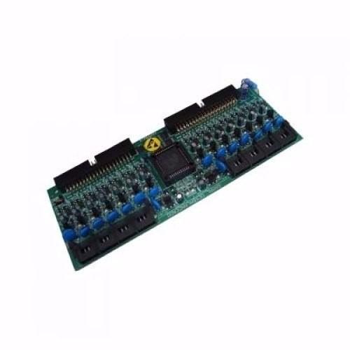 Placa de 16 Ramais Desbalanceados Intelbras CP 48 e CP 112  - Ziko Shop