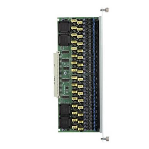 Placa de 32 Ramais Balanceados Intelbras Para CP 192 e CP 352  - Ziko Shop