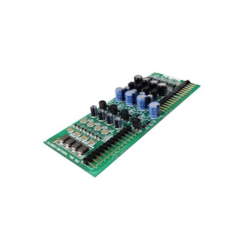 Placa de 4 Ramais Balanceados Intelbras Modulare Mais  - Ziko Shop