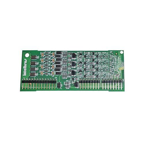 Placa de 4 Ramais Desbalanceados Intelbras Modulare Mais  - Ziko Shop