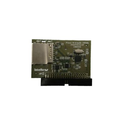 Placa de Gravação Intelbras Impacta 68i  - Ziko Shop