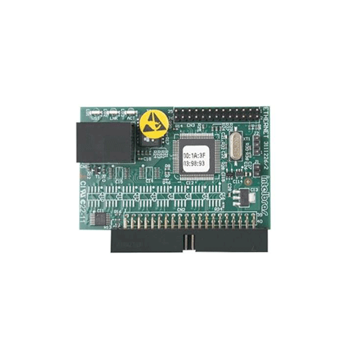 Placa Ethernet Intelbras Impacta 16/68  - Ziko Shop