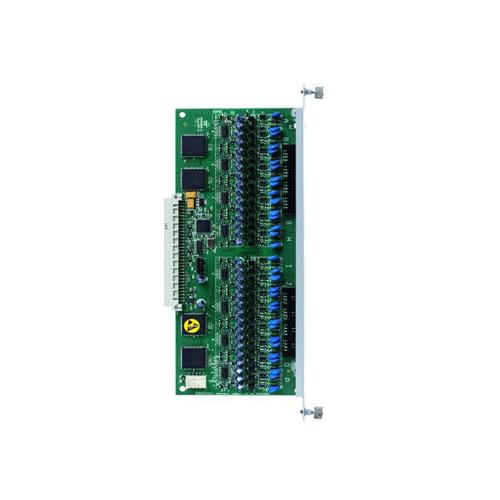 Placa Ramal Intelbras 16 Canais Analógicos NKMC 22000 Impacta 94/140/220  - Ziko Shop
