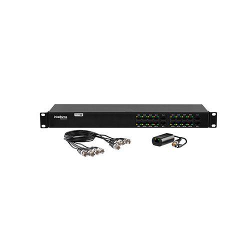 Power Balun, 16 Canais Ultra HD 4K Intelbras - VB 3016 WP  - Ziko Shop