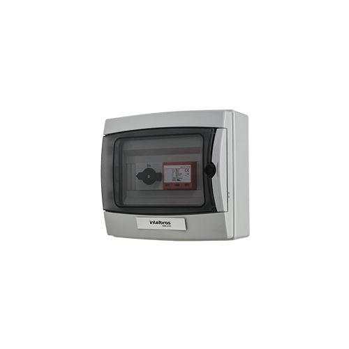 Protetor Elétrico Intelbras Stringbox 600V 1 Entrada 1 Saída ESB 1106  - Ziko Shop