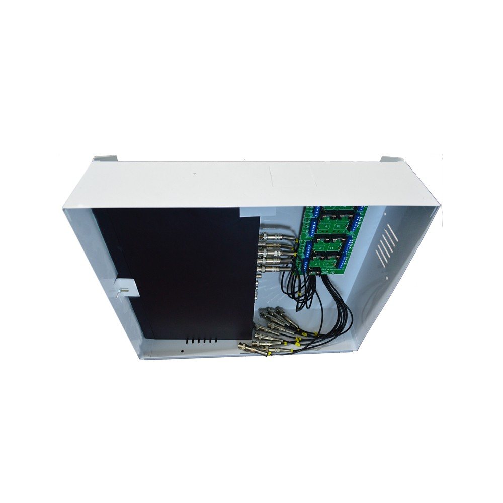 Rack Mini Orion HD 16 Canais Onix Security - (Cod.3305)  - Ziko Shop