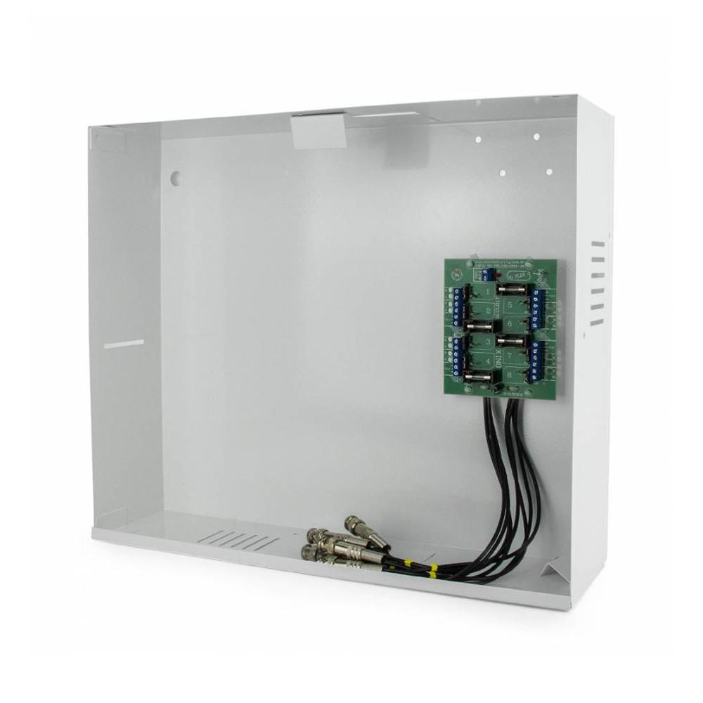 Rack Mini Orion HD 3000 Onix Security, 8 Canais, Vertical, Híbrido (HD e Analógico) - (Cod. 3304)  - Ziko Shop
