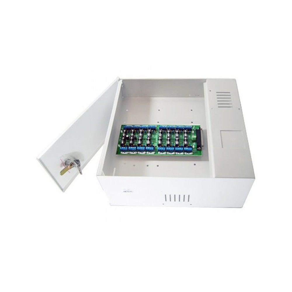 Rack Mini Iron House Onix Security, 16 Canais HD (HDCVI / HDTVI) - (Cod. 2996)  - Ziko Shop
