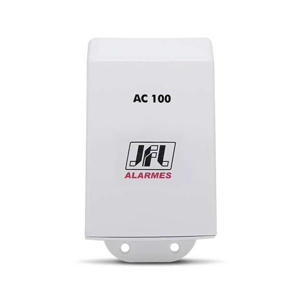 Receptor de 1 Canal Programável JFL AC-100 Multifuncional  - Ziko Shop