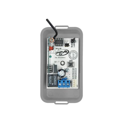 Receptor de Automação de Porta Novo Alcance PPA  - Ziko Shop